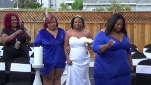 The Wedding of Dennis and Ti-Shauna April 20, 2019 @ 6pm