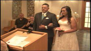 The Wedding of Dennis and Sarah April 23, 2019 @ 6pm
