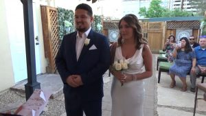 The Wedding of Kevin and Jessica April 23, 2019 @ 7pm
