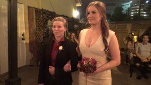 The Wedding of Ashley and Megan April 27, 2019 @ 8pm