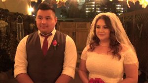 The Wedding of Andony and Marissa May 4, 2019 @ 8pm