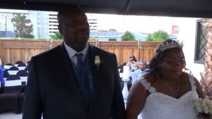 The Wedding of Sigmund and Tanesha May 1, 2019 @ 7pm