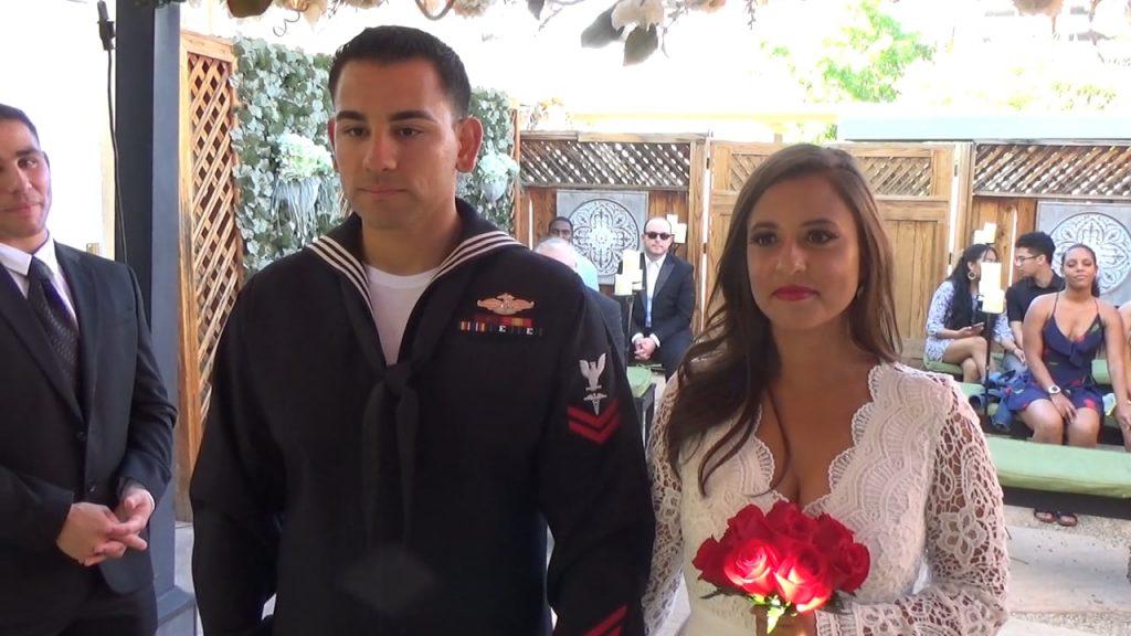 The Wedding of Axel and Amanda May 11, 2019 @ 5pm