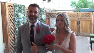 The Wedding of Justin and Lucy May 10, 2019 @ 7pm