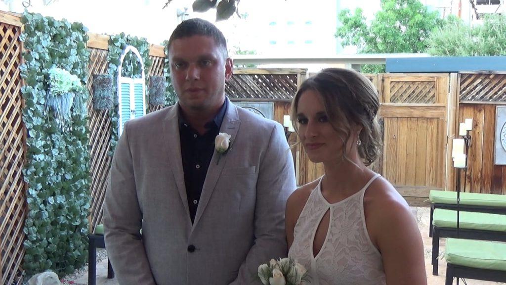 The Wedding of John and Julia May 10, 2019 @ 6pm