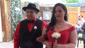 The Wedding of Efrain and Kristen May 31, 2019 @ 5pm