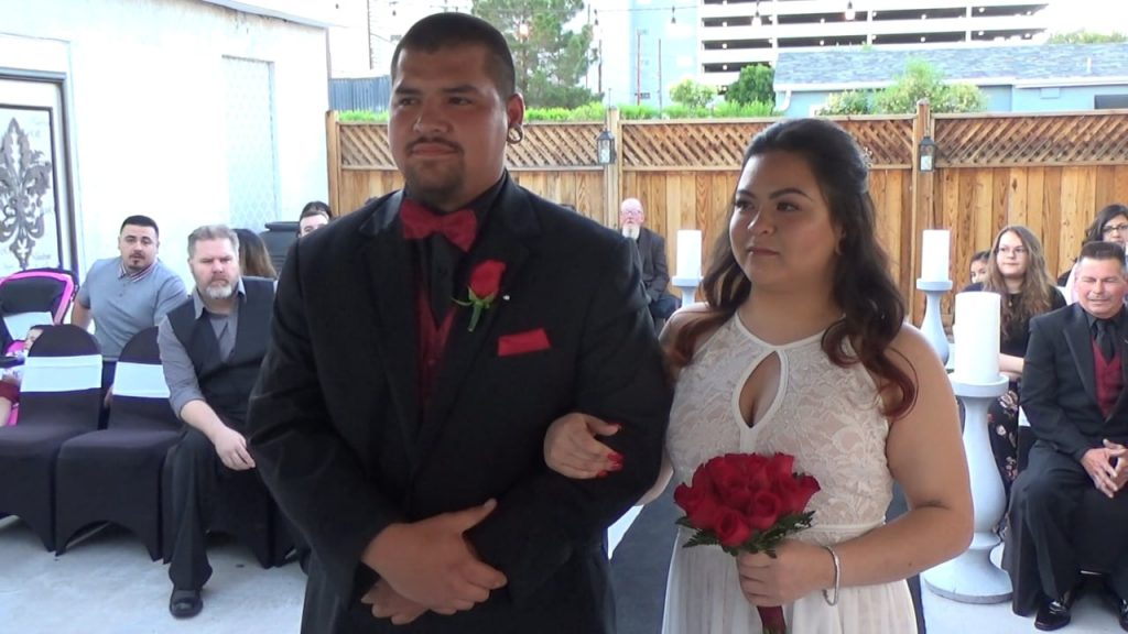 The Wedding of Tyler and Samantha June 1, 2019 @ 7pm
