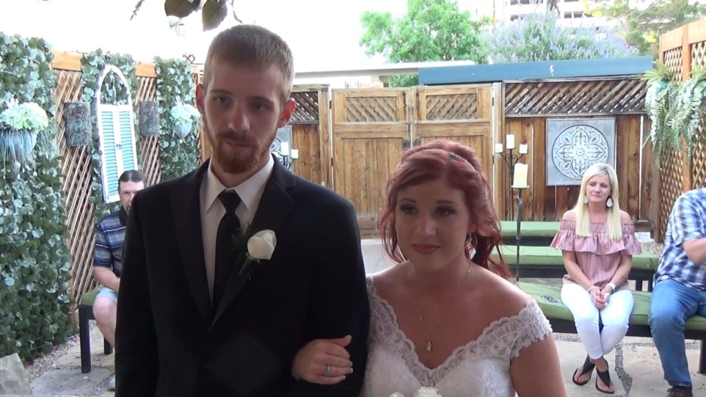 The Wedding of Michael and Alexis June 6, 2019 @ 7pm