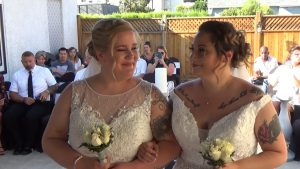 The Wedding of Jessica and Catrina June 18, 2019 @ 5pm