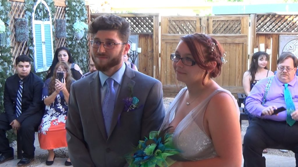 The Wedding of Steven and Vanyel June 30, 2019 @ 5pm