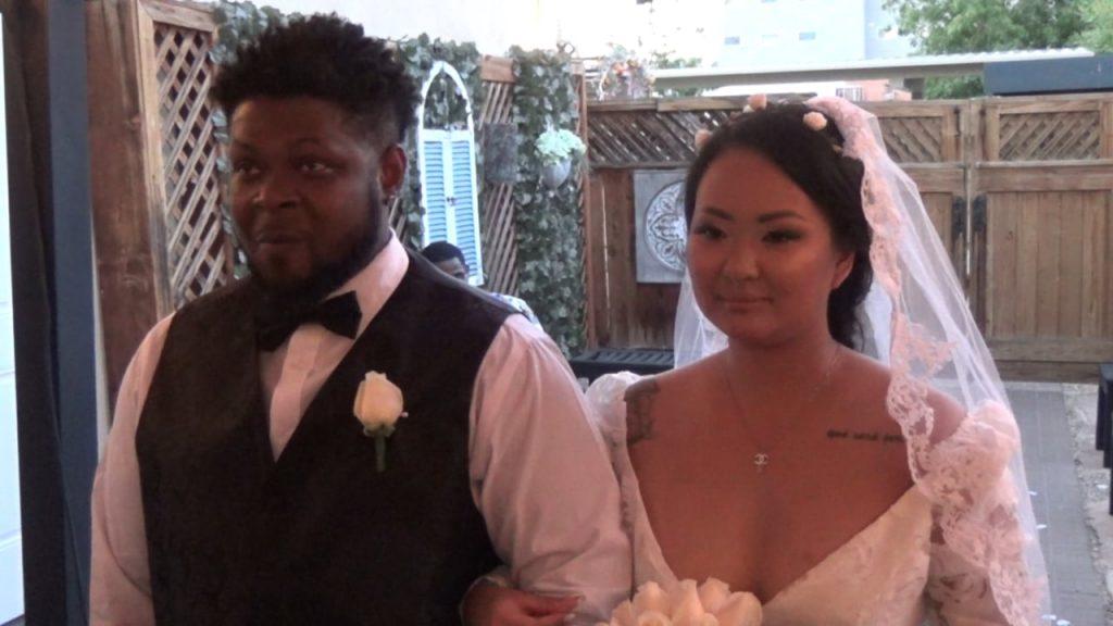 The Wedding of Brandan and Amanda July 8, 2019 @ 8pm