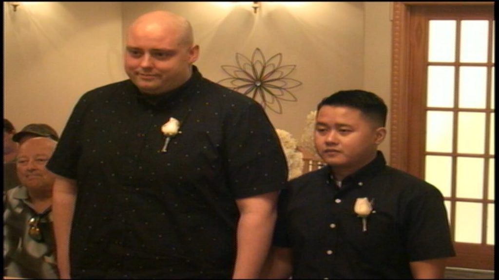 The Wedding of Timothy and Jimmy July 8, 2019 @ 11am