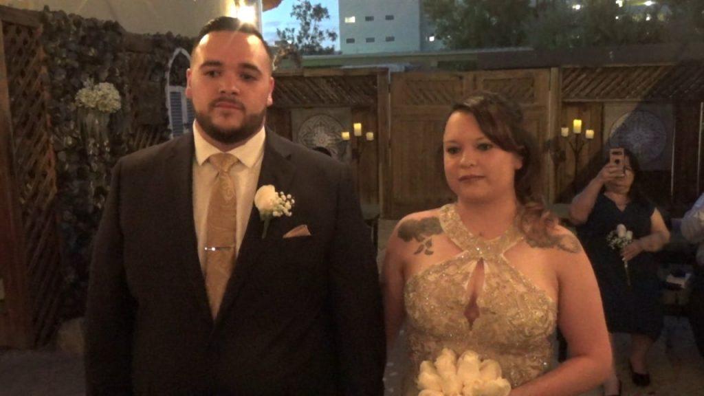 The Wedding of Gustavo and Amanda July 29, 2019 @ 8pm
