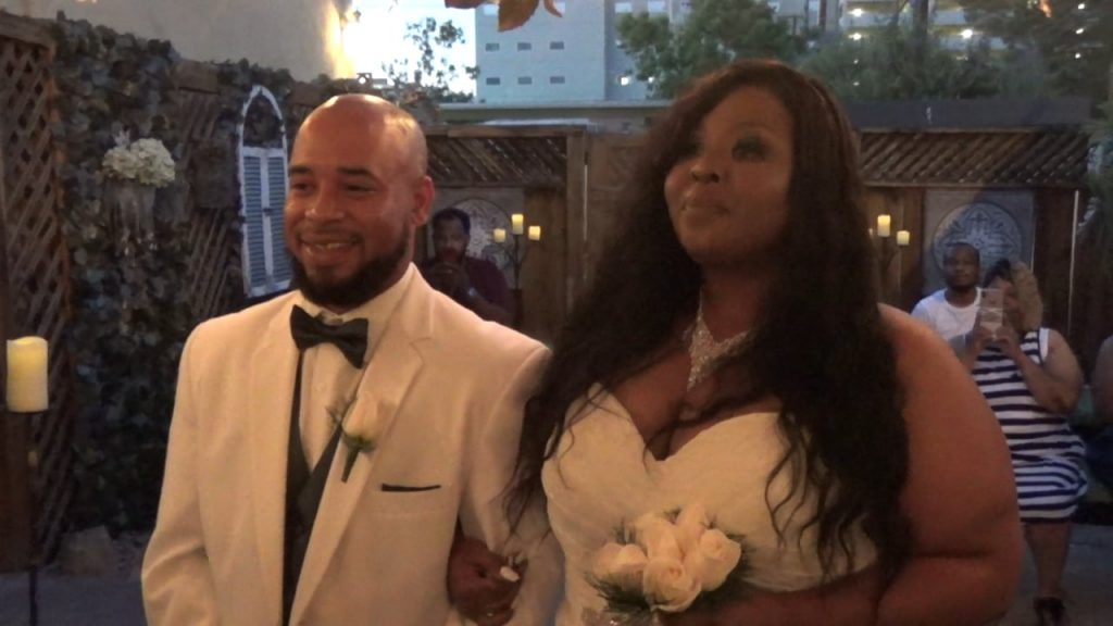 The Wedding of Lucius and Brandy July 20, 2019 @ 8pm