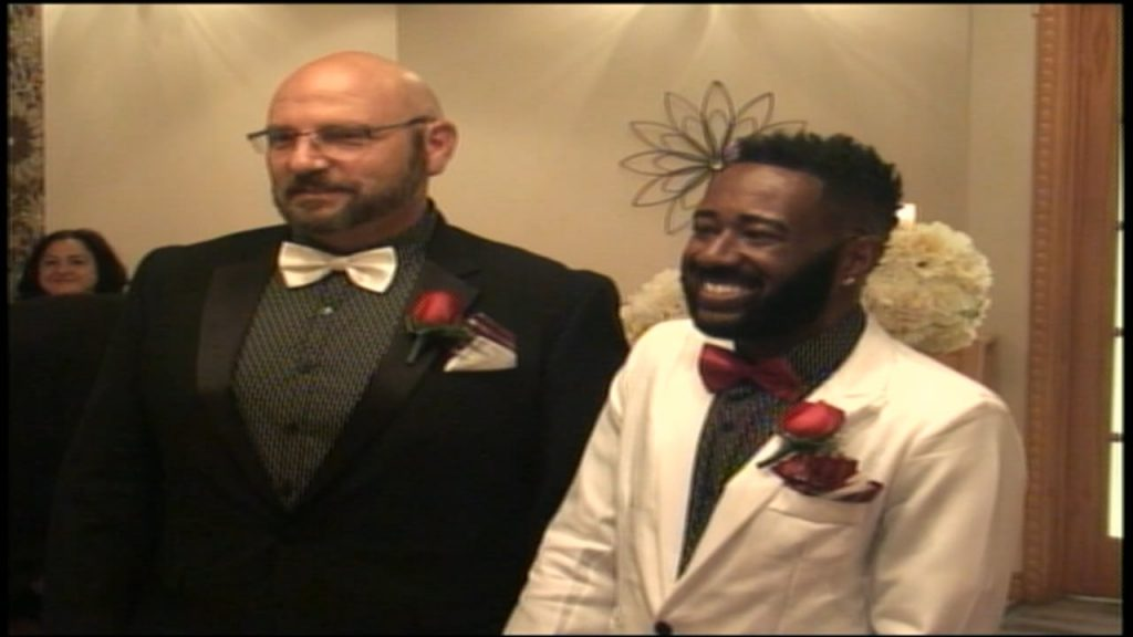 The Wedding of Antoine and Edward August 3, 2019 @ 5pm