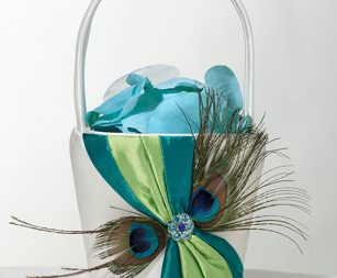 peacock-flower-basket