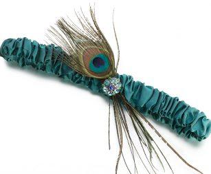 peacock-garter